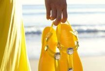 Yellow makes me Happy