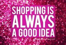 Shop till U Drop ≽≽★≼≼ / by Christina Chernick