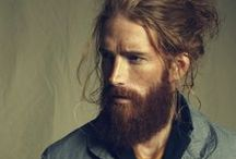 …beards....