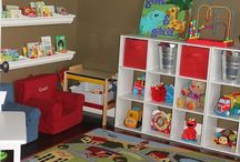 Playroom / Playroom ideas and organization  / by Meesh