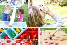 Family Fun on a budget / Filled with ideas for all sorts of family fun on a budget.