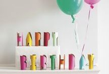 Kids Birthday Party Ideas / Great ideas for kids parties