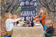 Thankgiving / by Pam B