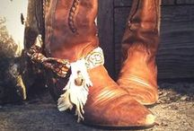 These boots were made for walkin'.....