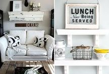 home decor and style / home decor and styling