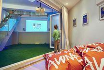 MK DESIGNED FAMILY ROOMS