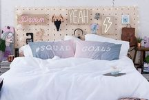 Cool girl teen age rooms