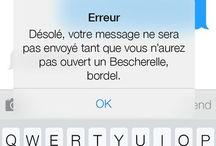 SMS drole / Discussions droles par SMS