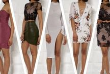 FilthyLittleRich Dresses / Here at FilthyLittleRich we offer premium products for those not wanting to empty their bank account. Our Dreamy Dresses range from our body contagious designs to bespoke details only with you in mind.