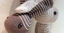 Socken Tiere / Meine Favoriten zum Thema Sockentiere basteln