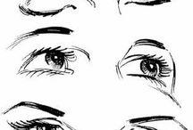 Sketch / 드로잉 / 스케치 / 과정