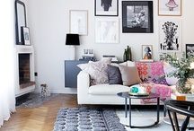 interior inspirations / by Laurel Saunders