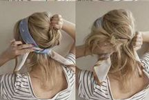 Beauty + Hair Ideas // Tips // Tricks / by caroline hulse