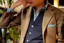 Men's Style / by Emma Elizabeth