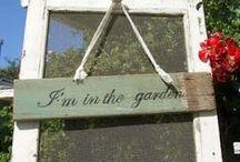 My dream gardens / by Laura Huizar
