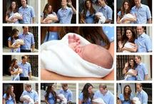 William, Kate and Family / by Larry Douglas