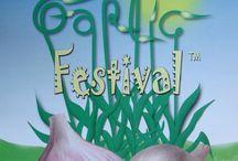Garlic Festivals