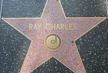 Hollywood Walk of Fame -- Recording / by Larry Douglas