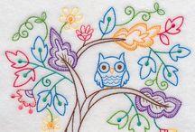 Owl Crafts...etc / by Nan Legler