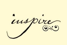 Inspire me / by Laura Huizar