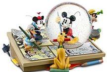 Disney Snowglobes / by Larry Douglas