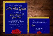 Beauty and The Beast Wedding / by Natasha Wright