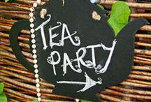 Tea party / by Laura Huizar