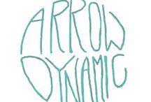 arrow dynamic (my blog)