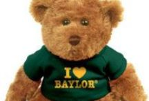 Sic em Bears / by Brittney Crenshaw