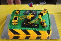 Construction theme birthday / by Christine Poorman