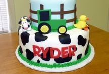 Country theme birthday / by Christine Poorman