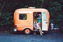 van/camper life