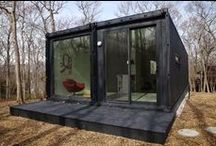 Straw Bale Homes, prefab and concept homes