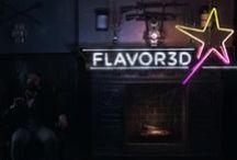 FLAVOR3D