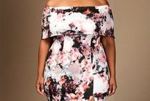 Spring/Summer 2016 / Plus Size Ladies Fashion for Spring and Summer 2016