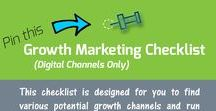 Growth Hacking / Growth hacking is a process pioneered by today's fastest growing companies to drive rapid and sustainable customer and revenue growth.