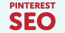 Social Media - Pinterest / This board is about ways to improve your Pinterest profile for Business and SEO.