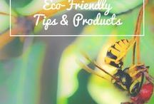 Eco-Friendly Tips & Products / Little changes can make a bug difference, learn easy ways to help the environment by switching to eco friendly products and making small changes around the house to help and to also save you money!