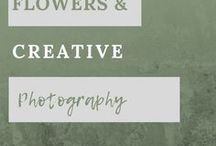 Nature Photography - Flowers / Find artistic photographs of nature and flowers, mostly taken by me, Pixels by Tina.