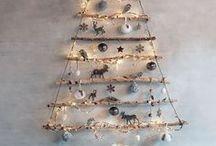 Weihnachtsdekoration - Birke / Weiße, hochwertige Birkenstämme für deine Weihnachtsdekoration  erhältlich unter  https://birkendoc.de/shop/