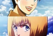 Attack on Titan (Shingeki no Kyojin) / Attack on Titan (Shingeki no Kyojin)