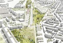 Landscape & Urban Architecture / SMART projects of Landscape Architecture and Urban Design