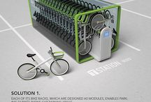 Smart City / Innovative and Smart ways to live the city.