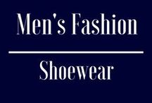 Men's Fashion | Shoewear / Don't know how to dress your feet? Follow this board for the best shoe inspiration gallery!