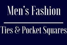 Men's Fashion   Ties & Pocket Squares