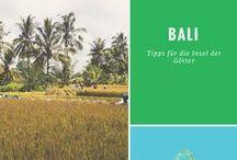 Bali - die Insel der Götter / Hier findest du unzählige Tipps rund um Bali.