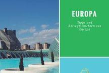 Europa - Reisegeschichten aus Europa / Hier findest du meine gesammelten Tipps und Reisegeschichten für Europa.