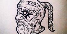 Tatoo Pict Warrior