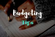 Budgeting / Budgeting tips and advice. How to create a budget.