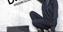 Buty w stylu ALTERNATIVE #ROCKMETALSHOP / Buty w stylu alternativ na każdą okazję. Wysokie i niskie, platformy i nie tylko.